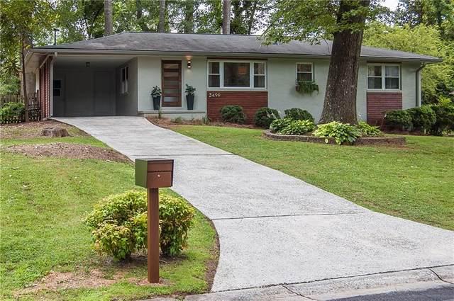 3499 Dunn Street SE, Smyrna, GA 30080 (MLS #6739678) :: North Atlanta Home Team