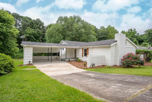 3021 Highland Drive SE, Smyrna, GA 30080 (MLS #6739768) :: The Heyl Group at Keller Williams