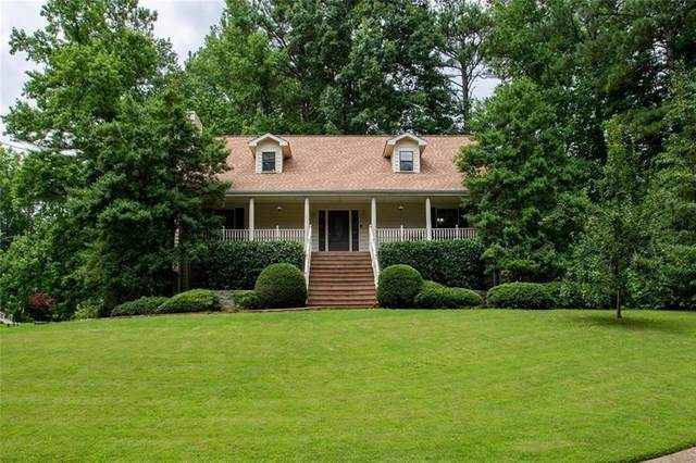 4722 Norman Drive NW, Kennesaw, GA 30144 (MLS #6739773) :: Kennesaw Life Real Estate