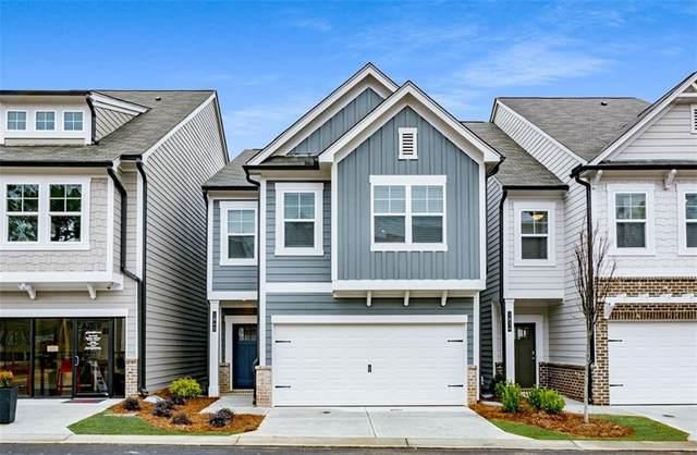 782 Belrose Drive SE #46, Smyrna, GA 30080 (MLS #6739819) :: North Atlanta Home Team