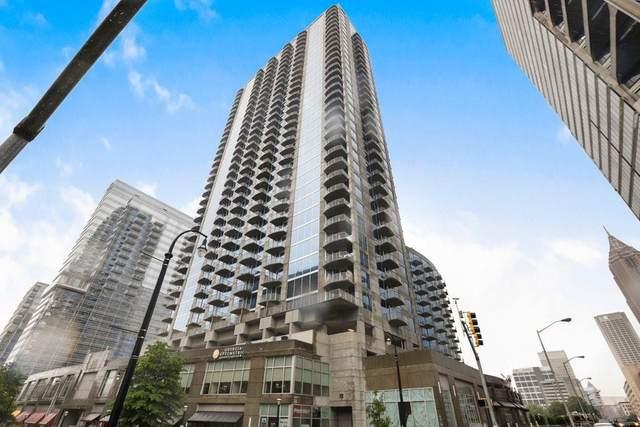 400 W Peachtree Street NW #2604, Atlanta, GA 30308 (MLS #6739855) :: Tonda Booker Real Estate Sales