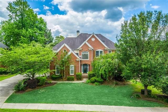 1698 Mulberry Lake Drive, Dacula, GA 30019 (MLS #6739863) :: The Heyl Group at Keller Williams