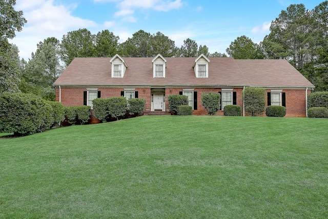 115 James Court, Fayetteville, GA 30214 (MLS #6739907) :: The North Georgia Group