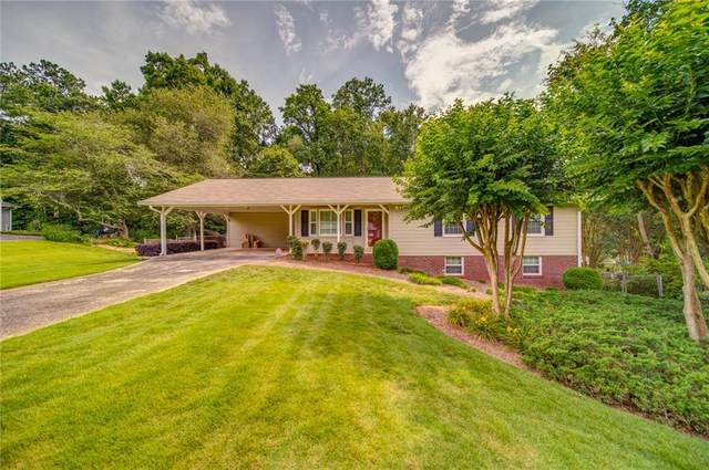 2770 Idlewood Drive, Marietta, GA 30062 (MLS #6739924) :: The Heyl Group at Keller Williams