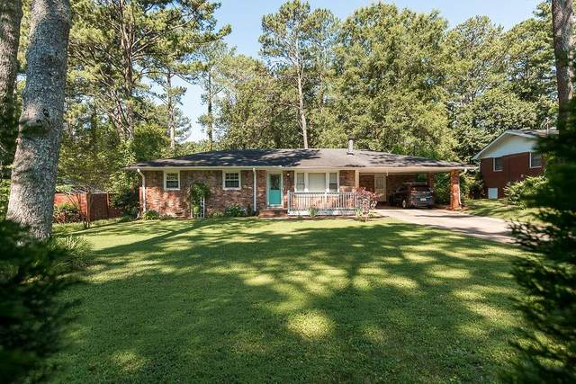 890 Oriole Lane SE, Marietta, GA 30067 (MLS #6739928) :: The Heyl Group at Keller Williams
