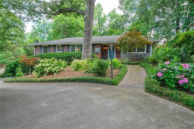 3191 Burgundy Road, Decatur, GA 30033 (MLS #6739985) :: The Zac Team @ RE/MAX Metro Atlanta