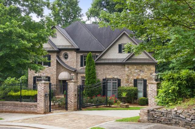 1755 Logans Knoll, Atlanta, GA 30329 (MLS #6739993) :: Keller Williams Realty Atlanta Classic