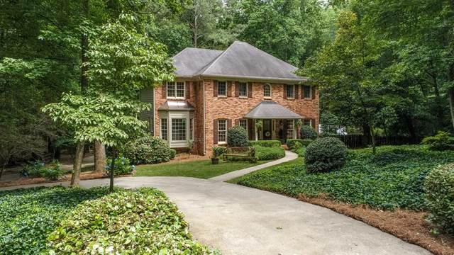 5000 Township Cove Road, Marietta, GA 30066 (MLS #6740028) :: The Hinsons - Mike Hinson & Harriet Hinson
