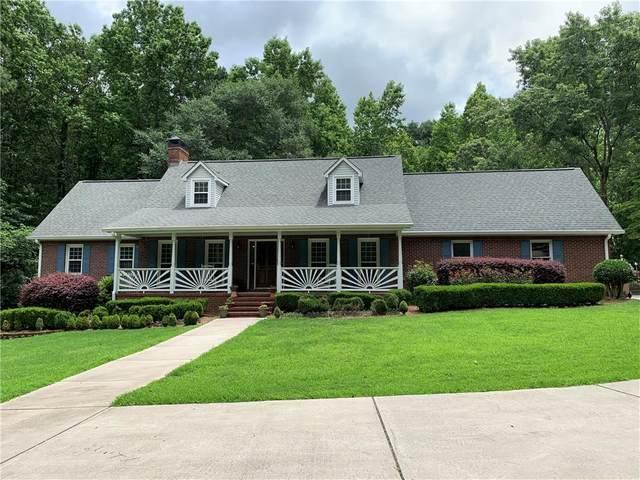 94 Deer Creek Trail, Hoschton, GA 39548 (MLS #6740038) :: North Atlanta Home Team