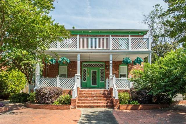 764 Edgewood Avenue NE #8, Atlanta, GA 30307 (MLS #6740043) :: Dillard and Company Realty Group