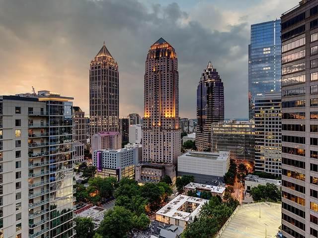 1080 Peachtree Street NE #2115, Atlanta, GA 30309 (MLS #6740070) :: The Zac Team @ RE/MAX Metro Atlanta