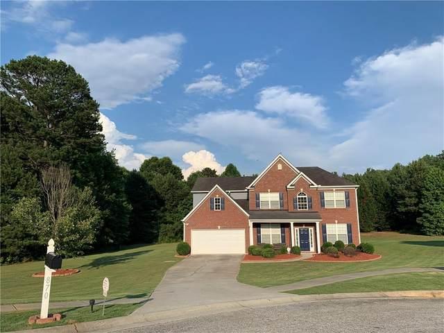 870 Fellowship Road, Fairburn, GA 30213 (MLS #6740188) :: North Atlanta Home Team
