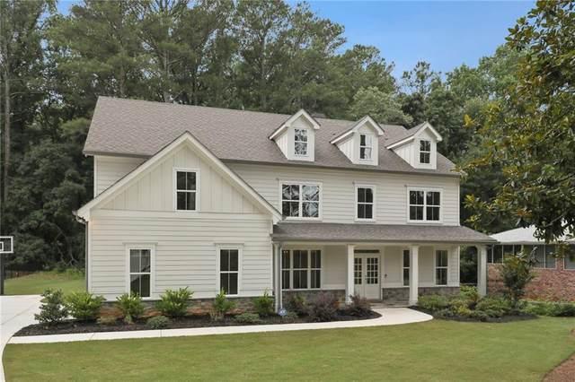 2610 Cravey Drive NE, Atlanta, GA 30345 (MLS #6740193) :: RE/MAX Paramount Properties