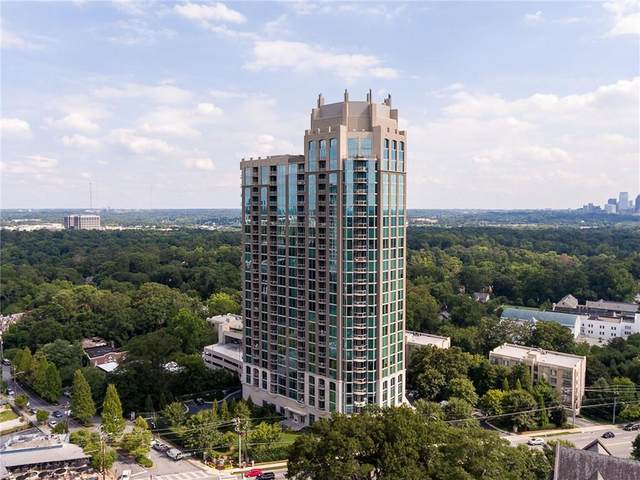 2795 Peachtree Road NE #1701, Atlanta, GA 30305 (MLS #6740241) :: The Heyl Group at Keller Williams