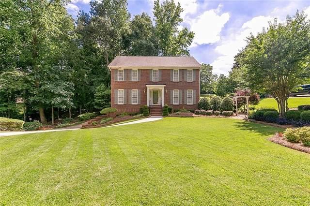 2621 Loring Road NW, Kennesaw, GA 30152 (MLS #6740244) :: Kennesaw Life Real Estate