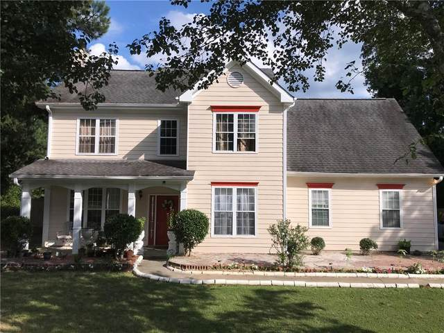 1335 Cedar Brook Drive, Lawrenceville, GA 30043 (MLS #6740258) :: North Atlanta Home Team