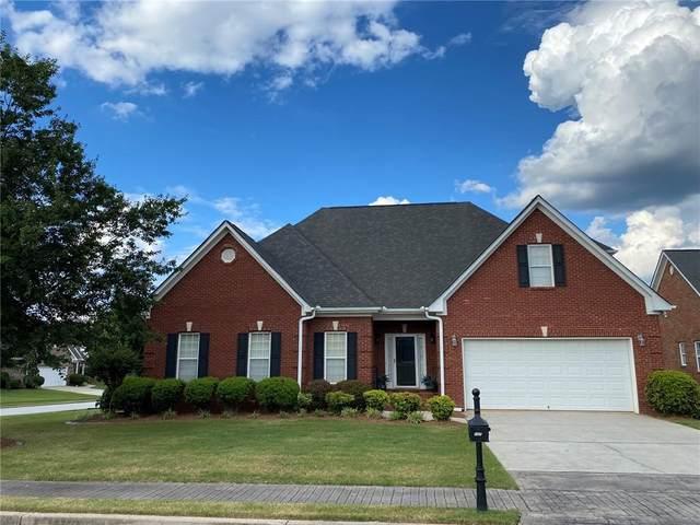 207 Chad Lane, Loganville, GA 30052 (MLS #6740259) :: North Atlanta Home Team
