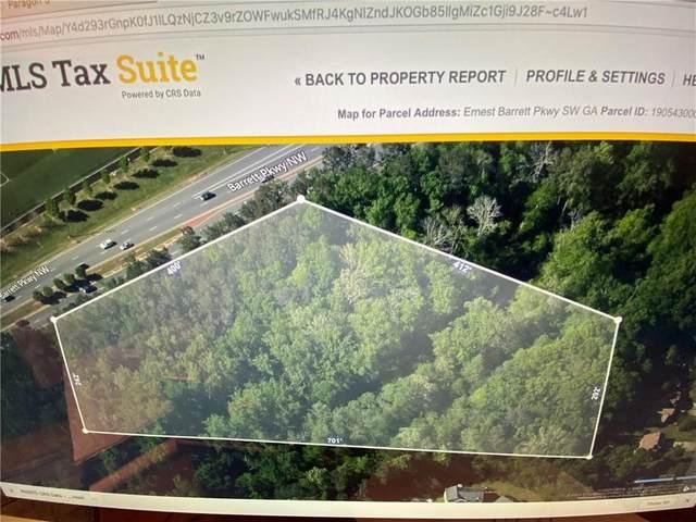 0 Earnest Barrett Pkwy Sw Parkway SW, Marietta, GA 30064 (MLS #6740295) :: Oliver & Associates Realty