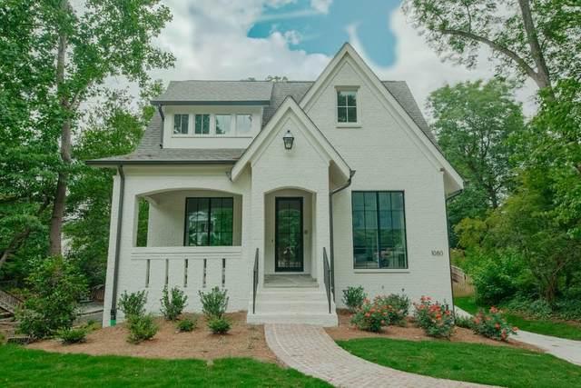 1080 Reeder Circle NE, Atlanta, GA 30306 (MLS #6740304) :: RE/MAX Prestige