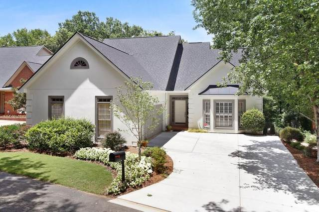 3915 Glencrest Court NE, Atlanta, GA 30319 (MLS #6740335) :: The Zac Team @ RE/MAX Metro Atlanta