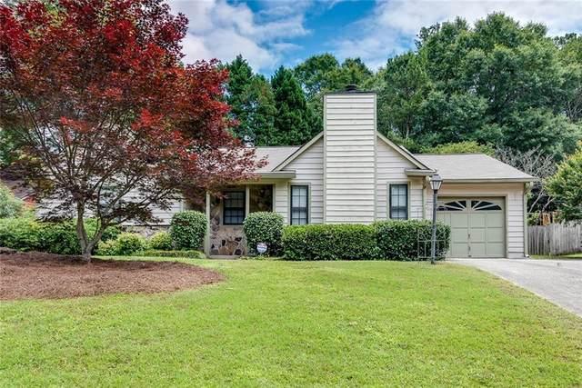 2527 Redfield Drive, Norcross, GA 30071 (MLS #6740358) :: North Atlanta Home Team