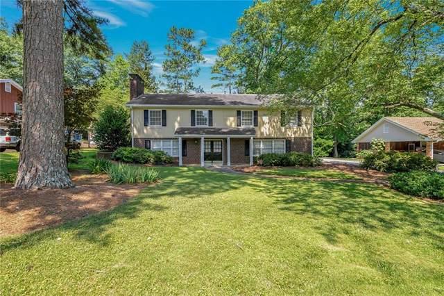 712 Monticello Way SE, Marietta, GA 30067 (MLS #6740365) :: Path & Post Real Estate