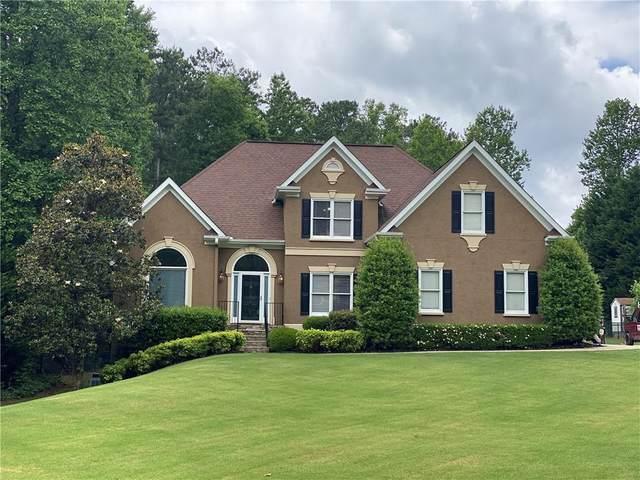 1190 Holland Road, Powder Springs, GA 30127 (MLS #6740377) :: Kennesaw Life Real Estate
