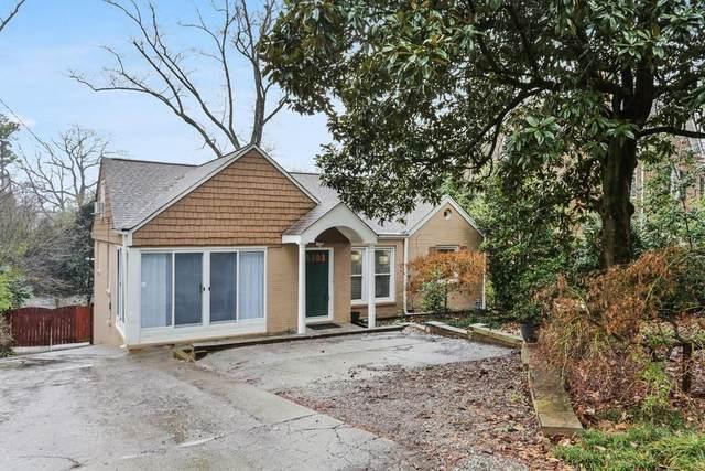 1506 E Rock Springs Road, Atlanta, GA 30306 (MLS #6740379) :: RE/MAX Prestige