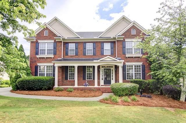 120 Keswick Manor Drive, Tyrone, GA 30290 (MLS #6740393) :: Path & Post Real Estate