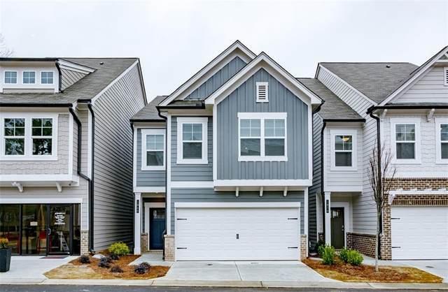 786 Belrose Drive SE #47, Smyrna, GA 30080 (MLS #6740425) :: North Atlanta Home Team