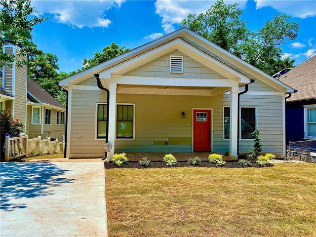 17 Anniston SE, Atlanta, GA 30317 (MLS #6740440) :: Good Living Real Estate