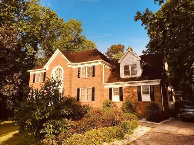 955 Bridgewater Walk, Snellville, GA 30078 (MLS #6740451) :: The Heyl Group at Keller Williams