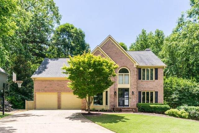 1607 Amberwood Court, Woodstock, GA 30189 (MLS #6740498) :: The Heyl Group at Keller Williams