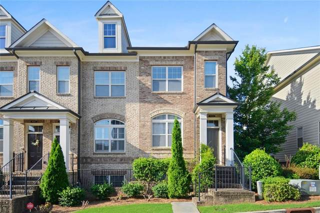 7535 Highland Bluff, Sandy Springs, GA 30328 (MLS #6740508) :: North Atlanta Home Team