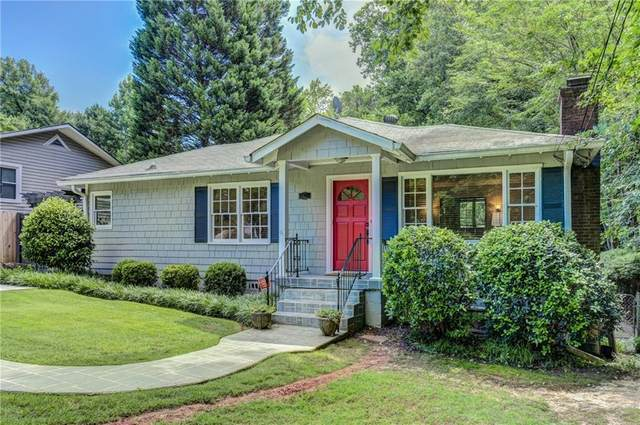 1621 Beacon Hill Boulevard NE, Atlanta, GA 30329 (MLS #6740518) :: The Zac Team @ RE/MAX Metro Atlanta