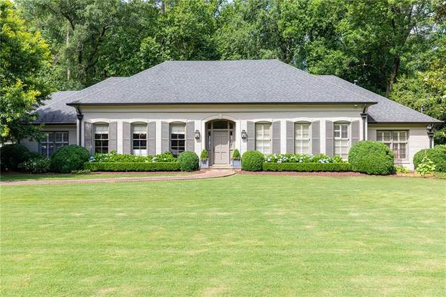 3786 Castlegate Drive NW, Atlanta, GA 30327 (MLS #6740554) :: RE/MAX Paramount Properties
