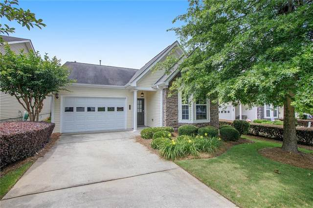 133 Williams Pride Way, Newnan, GA 30265 (MLS #6740557) :: The Heyl Group at Keller Williams