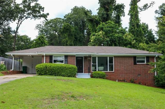 2391 Shamrock Drive, Decatur, GA 30032 (MLS #6740583) :: The Zac Team @ RE/MAX Metro Atlanta
