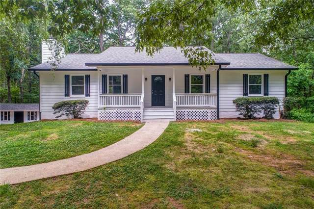 824 Northwoods Drive, Ball Ground, GA 30107 (MLS #6740714) :: The Heyl Group at Keller Williams