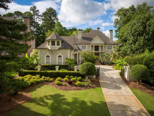 1110 Vintage Club Drive, Johns Creek, GA 30097 (MLS #6740754) :: Tonda Booker Real Estate Sales
