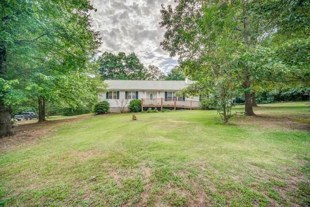 209 Oak Hill Drive, Jefferson, GA 30549 (MLS #6740760) :: KELLY+CO