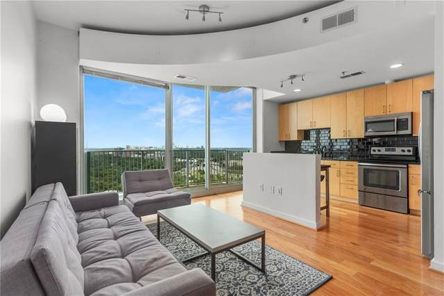 361 17th Street NW #2308, Atlanta, GA 30363 (MLS #6740784) :: The Heyl Group at Keller Williams