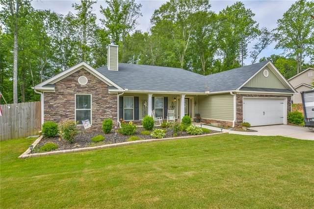 390 Petal Creek Lane, Jefferson, GA 30549 (MLS #6740806) :: Charlie Ballard Real Estate