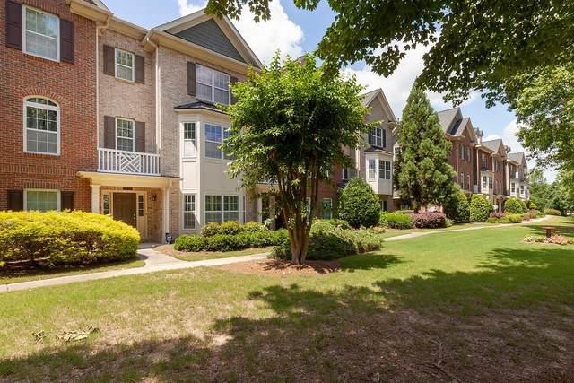 1434 Ruffner Lane #1434, Lawrenceville, GA 30043 (MLS #6740825) :: The Heyl Group at Keller Williams