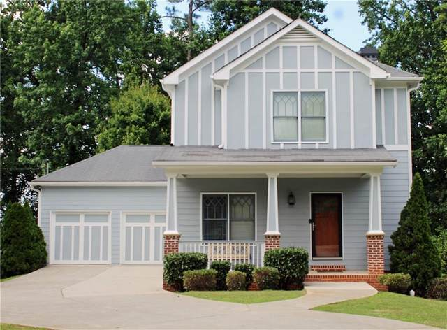209 Hilltop Drive SW, Atlanta, GA 30315 (MLS #6740848) :: The Heyl Group at Keller Williams