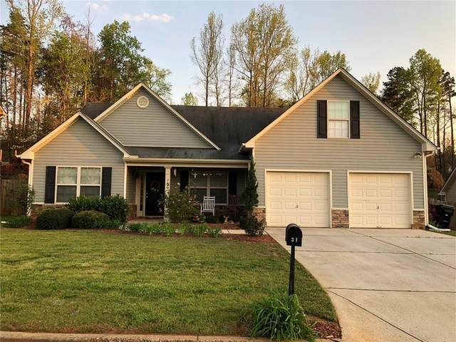 31 Rand Way, Dawsonville, GA 30534 (MLS #6740864) :: Path & Post Real Estate