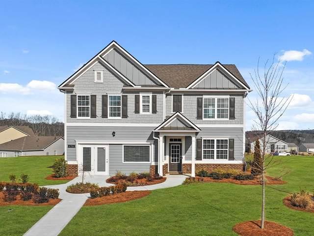 439 Valley View Circle, Dallas, GA 30132 (MLS #6740893) :: Kennesaw Life Real Estate