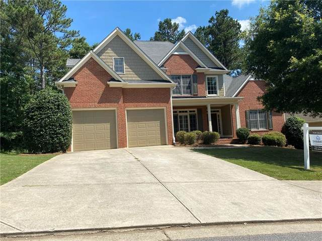 107 Dorchester Way, Villa Rica, GA 30180 (MLS #6740894) :: The Heyl Group at Keller Williams
