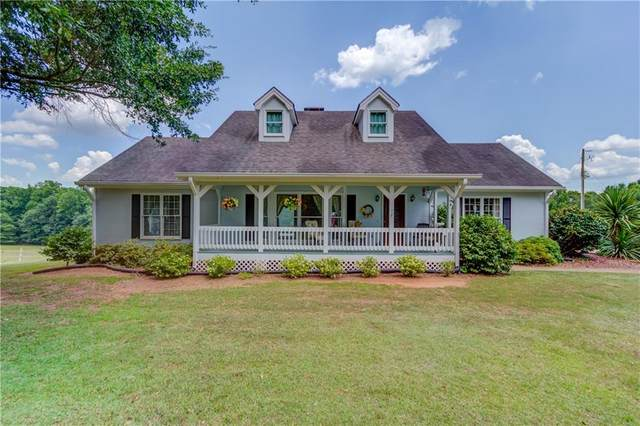320 Underwood Road, Jefferson, GA 30549 (MLS #6740956) :: North Atlanta Home Team