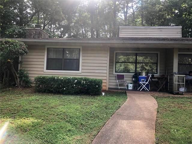 5385 Lambert Drive A-8, Norcross, GA 30093 (MLS #6740963) :: North Atlanta Home Team